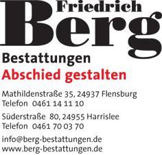 Friedrich Berg Bestattungen