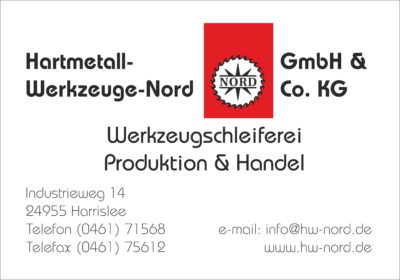 Hartmetall-Werkzeuge-Nord GmbH & Co. KG